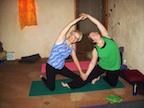 Artha Yoga Studios gate partner